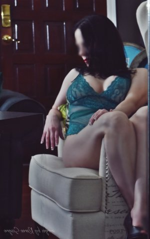 Marie-manuelle happy ending massage in Fife and call girl